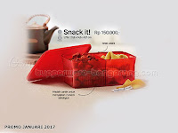 Snack It Promo Tupperware Januari 2017