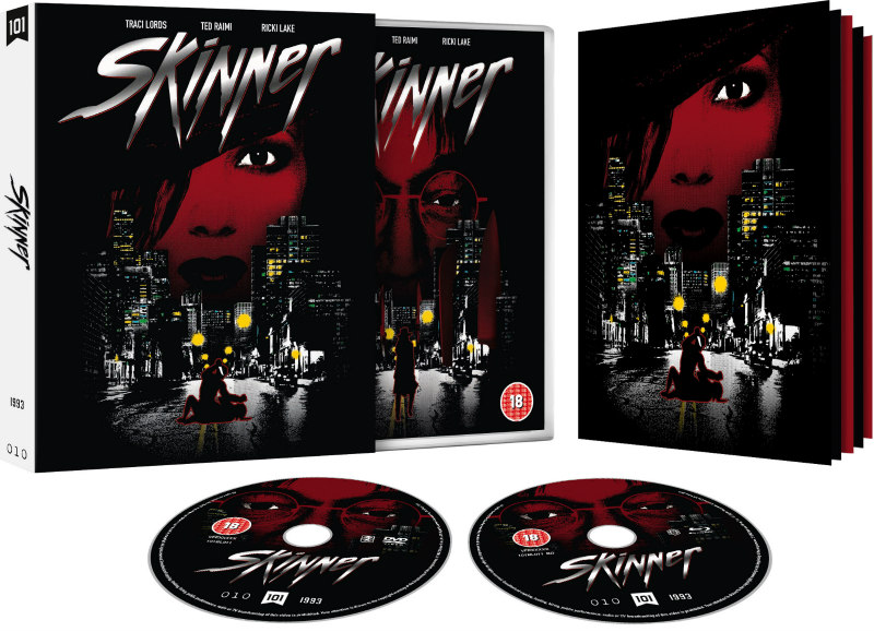 skinner 101 films bluray