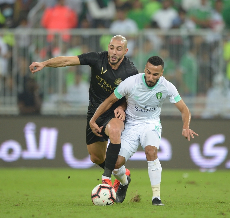 نتيجة مباراة الاهلي والنصر اليوم الجمعة 27/09/2019 الدوري السعودي
