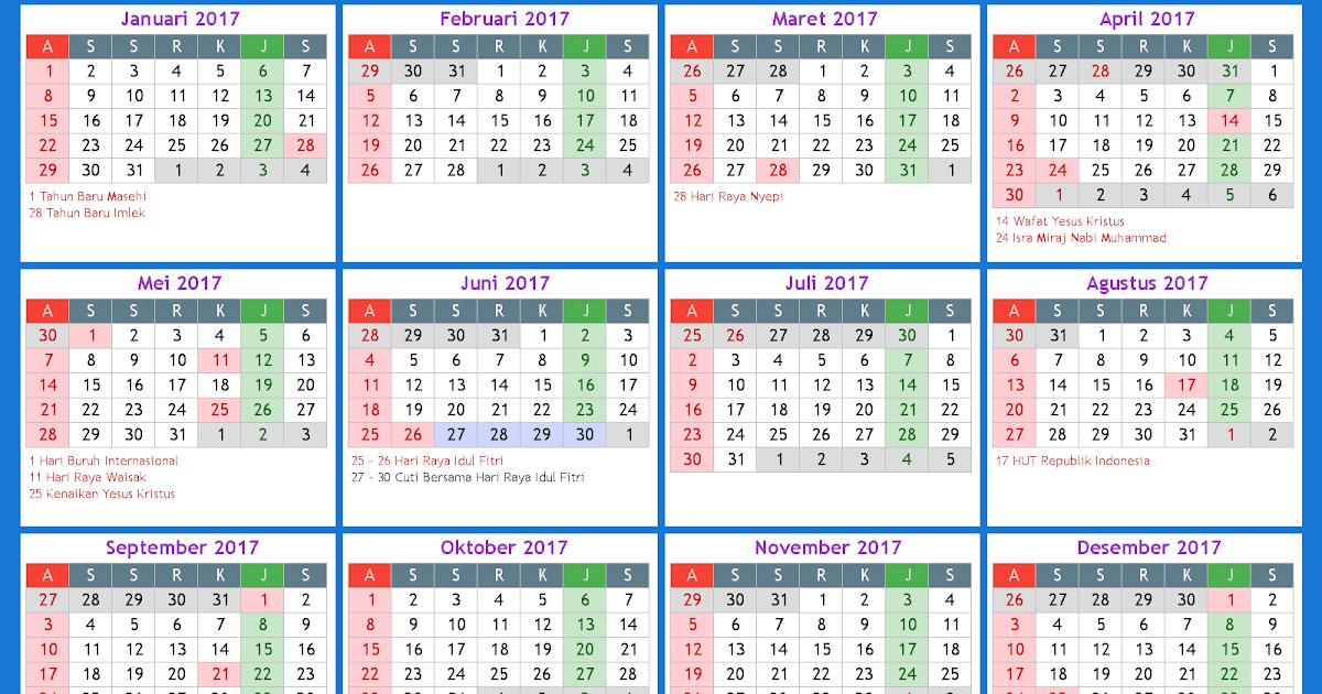 Kalender Indonesia Online: