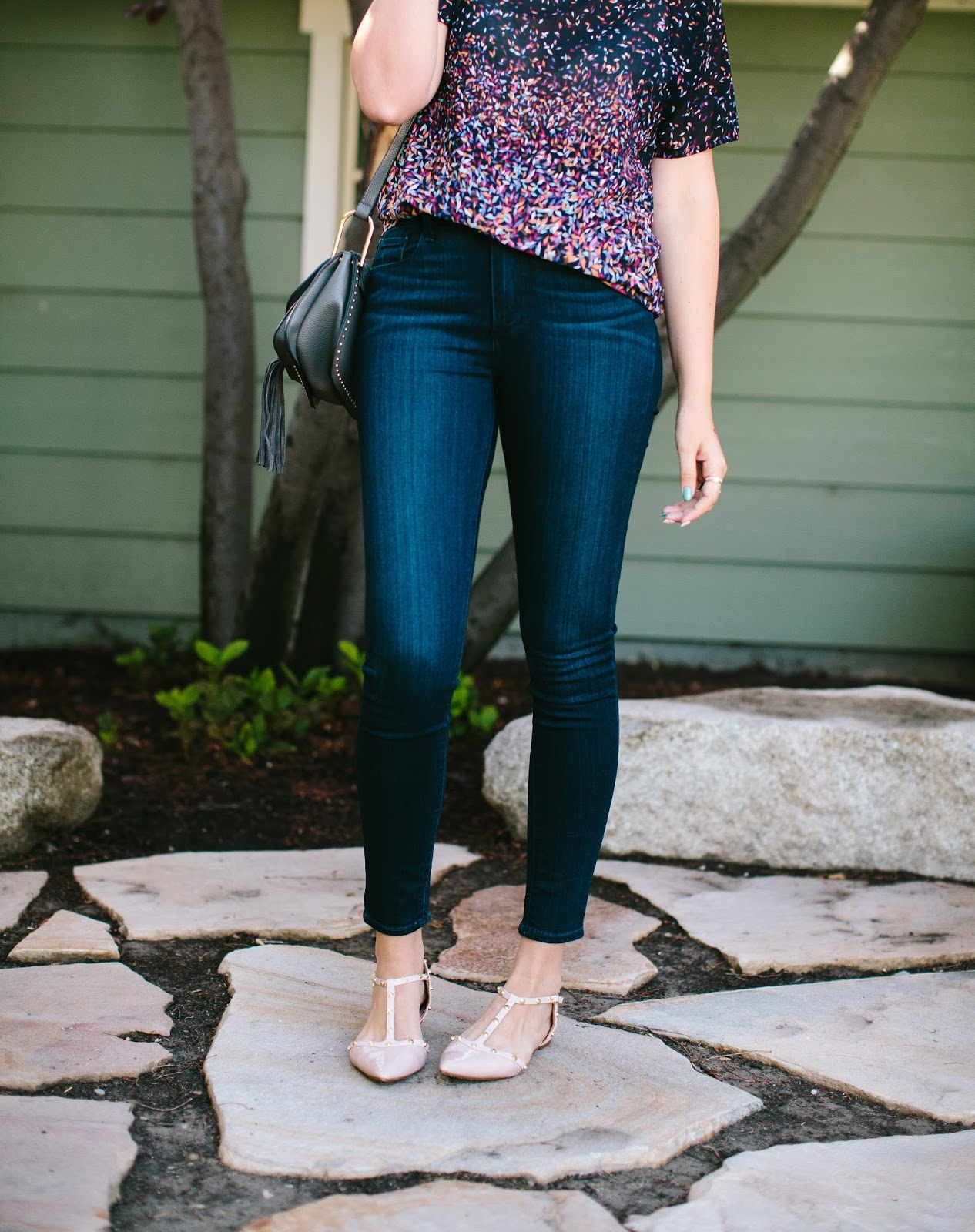 Paige Jeans, Nordstrom Flats, Fashion Bloggers