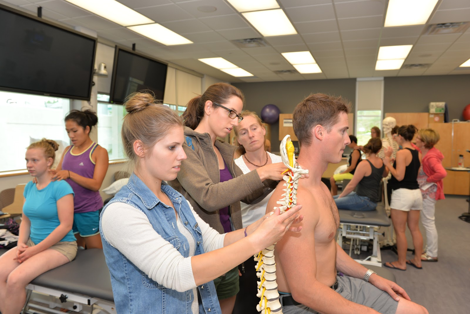 College courses for physical therapy - The College Provides Physically Sounded Doctoral Level Courses Physician Level Assistant Programs As Well As Anything Else That Has Been Established By One