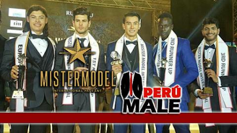 Mister Model International 2016 is Thailand
