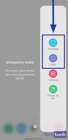 Inteligentny wybór w One UI