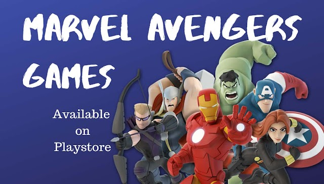 19 Free Marvel Avengers Games Available on Play Store