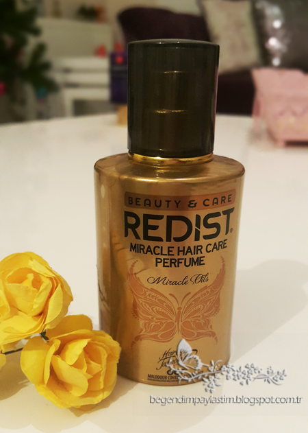 Redist Miracle Hair Care Perpume