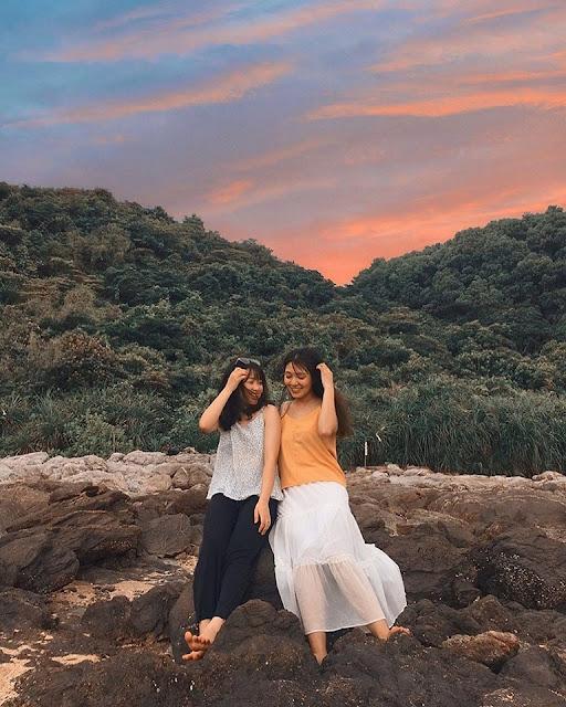 Đảo Cái Chiên Quảng Ninh đẹp bình yên qua ảnh check-in của giới trẻ 10