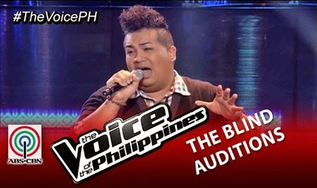 Charles Catbagan Sings 'One Last Cry' on The Voice of the Philippines Season 2 Blind Audition Video Replay
