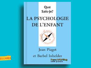 Télécharger : La psychologie de l'enfant en pdf