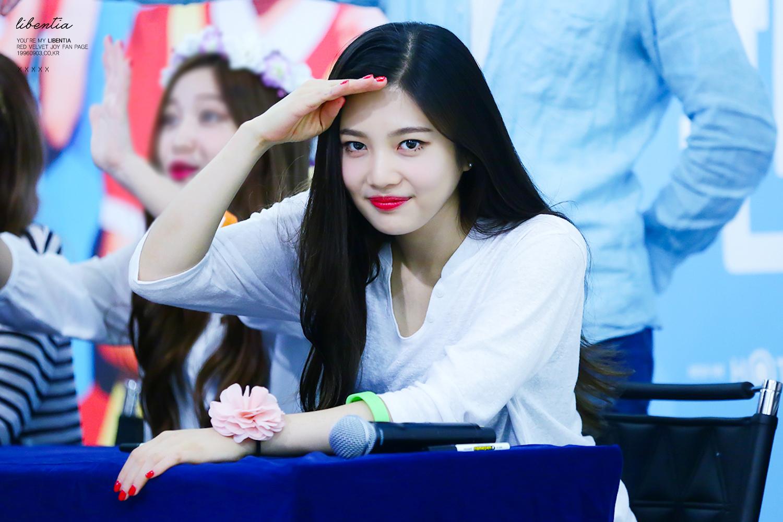I Love Red Velvet Joy Rv Hottracks Yeongdeungpo