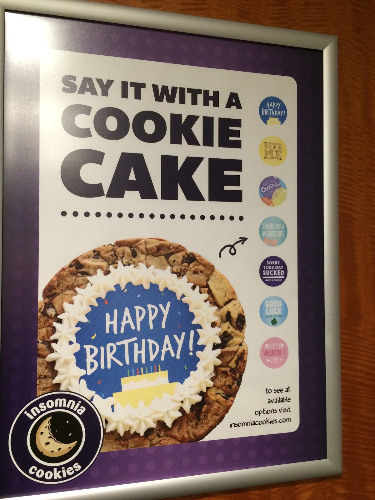 insomnia cookie cake 2 dudes who food insomnia cookies johns 5161
