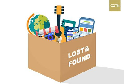 Lost and found fee