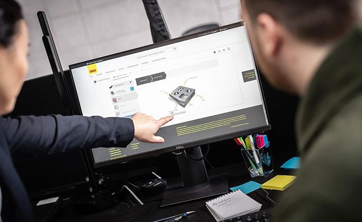 """CoroPlus ofrece un extra exclusivo en la recopilación de datos que incluye el rubro de herramientas, transformándolas en """"inteligentes"""". (Foto: Sandvik Coromant)"""