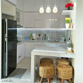 11+ Inspirasi Dapur Sempit Rumah Minimalis
