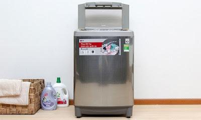 Khoa học công nghệ: Chế độ giặt máy giặt inverter giúp quần áo thêm bền bỉ May-giat-inverter