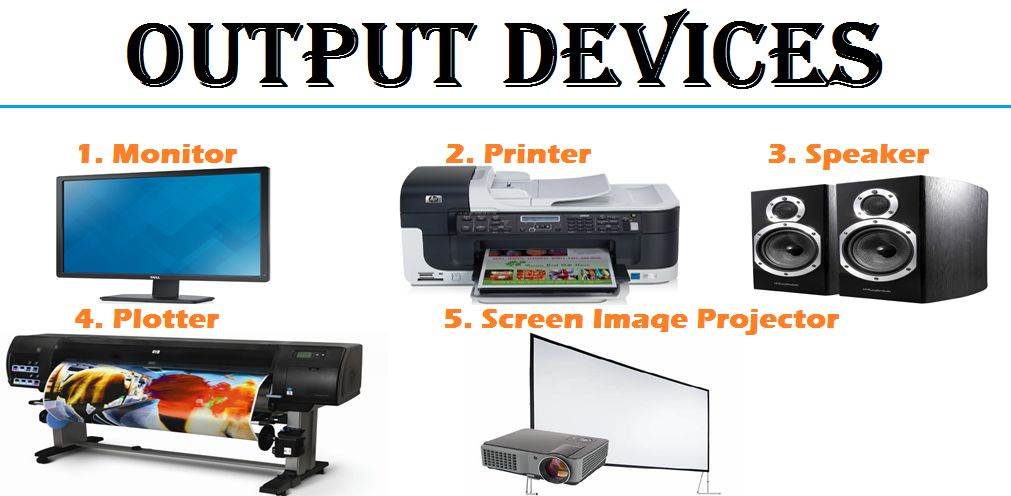 Output Devices: What is the Output Device?