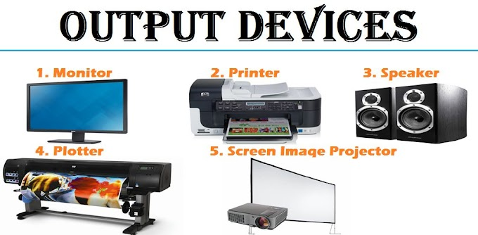 Output Devices: What is the Output Device in Computer?
