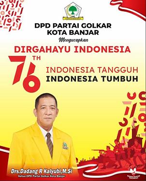 DPD Partai Golkar Kota Banjar