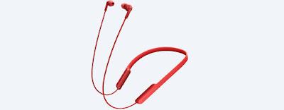 Sony MDR-XB70BT - Red