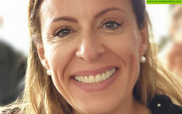 """Ángeles Fernández: """"El Cabildo no ha querido escuchar al Consejo de Servicios Sociales durante la pandemia"""""""