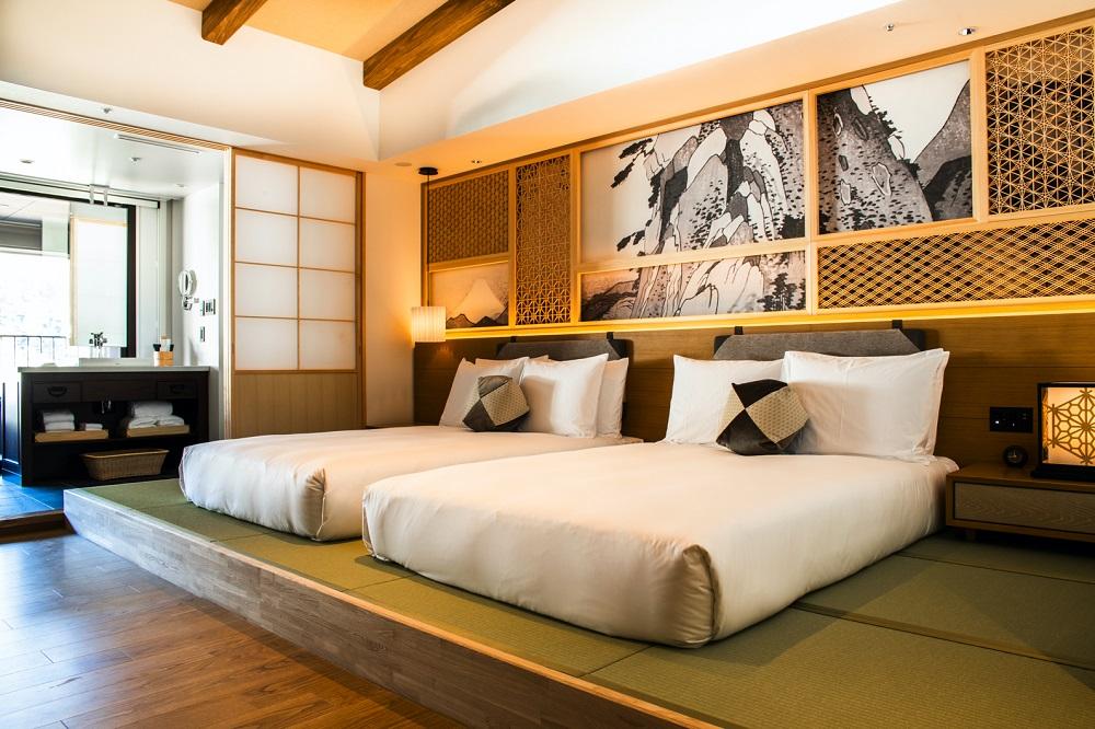 HOTEL INDIGO IN HAKONE GORA JAPAN