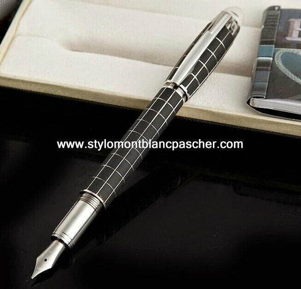 stylo plume mont blanc jfk