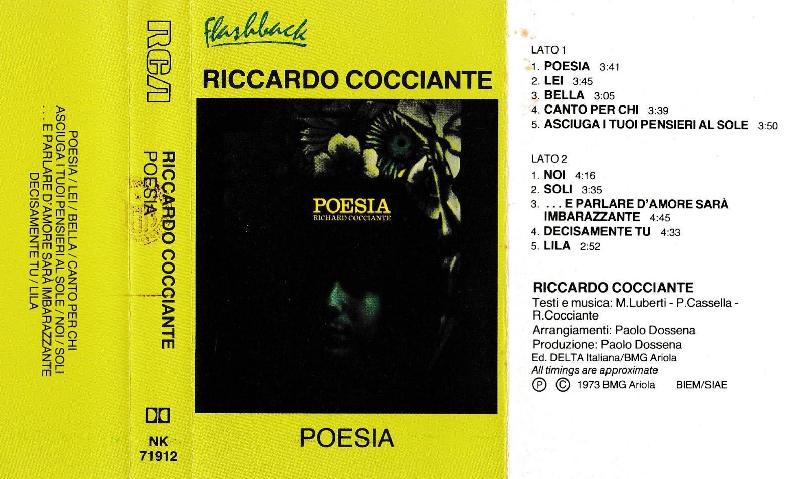 testi musica italiana
