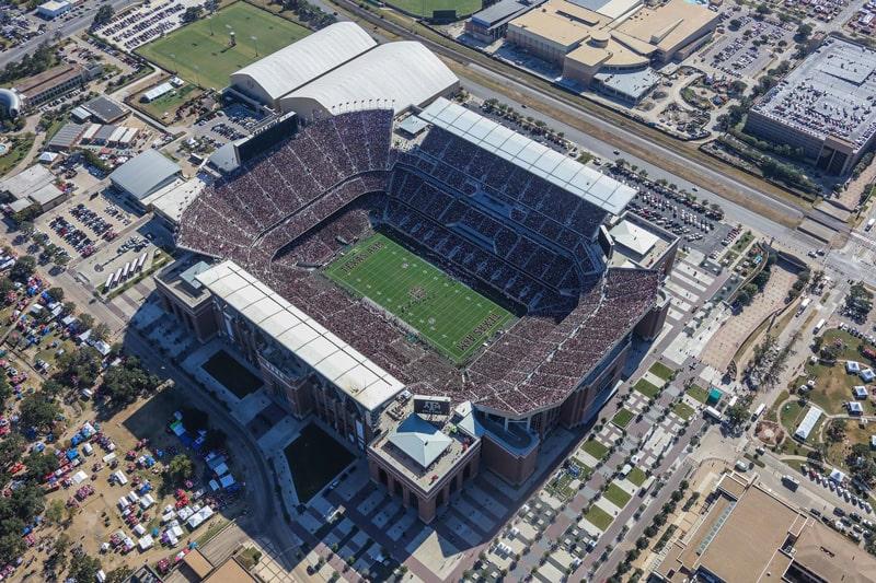 Самый вместительный стадион в мире