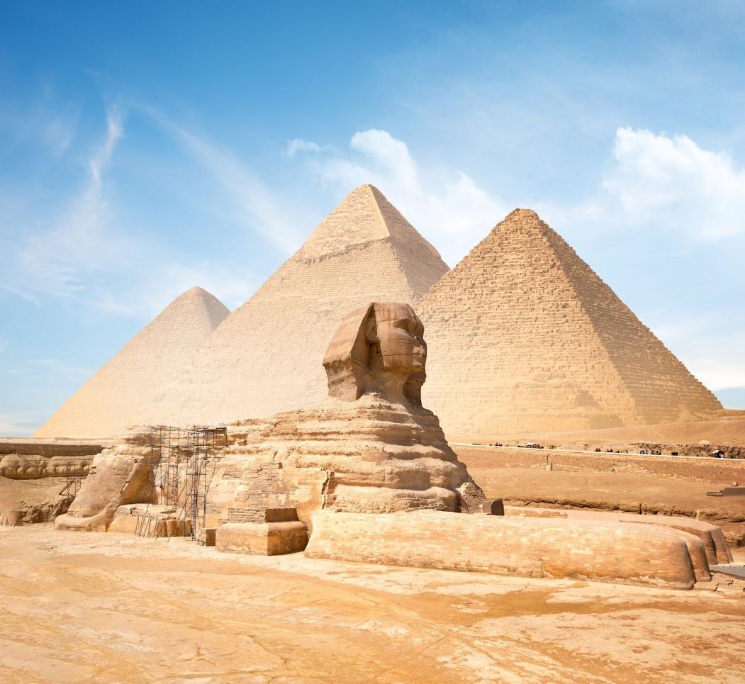 I Segreti delle Piramidi
