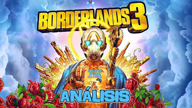 Análisis review Borderlands 3 en PS4