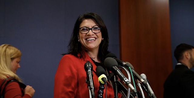 And There It Is: Dem Rep Rashida Tlaib Accuses Steve Scalise Of Islamophobia