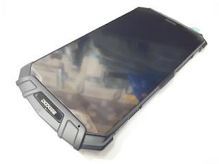 LCD Touchscreen Doogee S60 S60 Lite Plus Frame Original