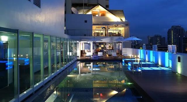 Dream bangkok hotel Bangkok Thailand hotels