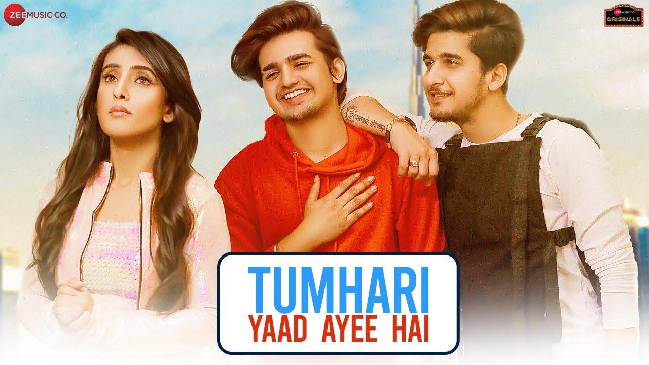 Tumhari Yaad Ayee Hai Lyrics in Hindi हिंदी Vishal| Bhavin Sameeksha