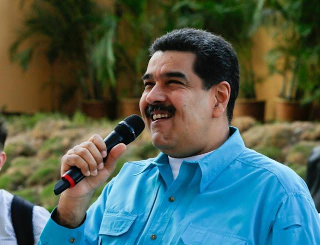 Maduro acusó a Portugal de sabotear llegada de perniles en diciembre