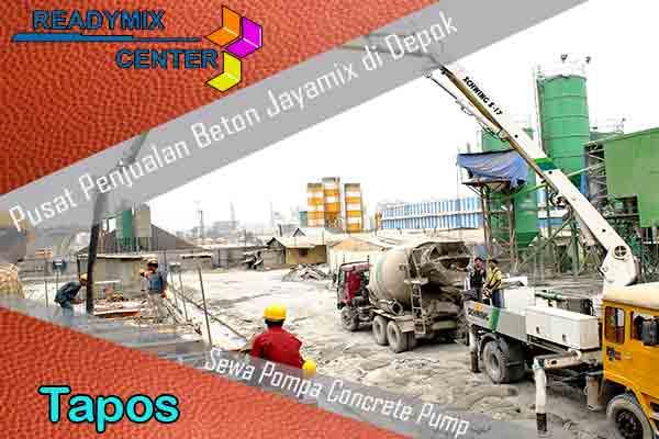 Harga Beton Jayamix Tapos Murah Per Kubik Terbaru 2021
