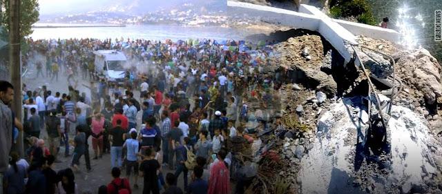 Λέσβος: Η Αστυνομία μπλόκαρε την ανέγερση σταυρού λόγω... αλλοδαπών!