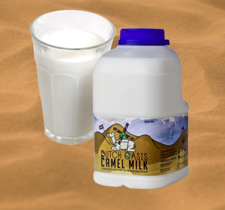 What are the benefits of camel milk for cancer patients ?