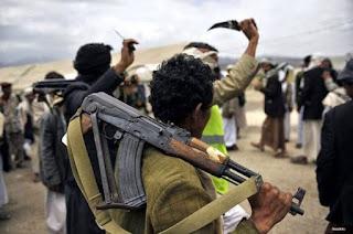 Kelompok Syiah Pro-Assad Lakukan Ribuan Pelanggaran HAM di Yaman