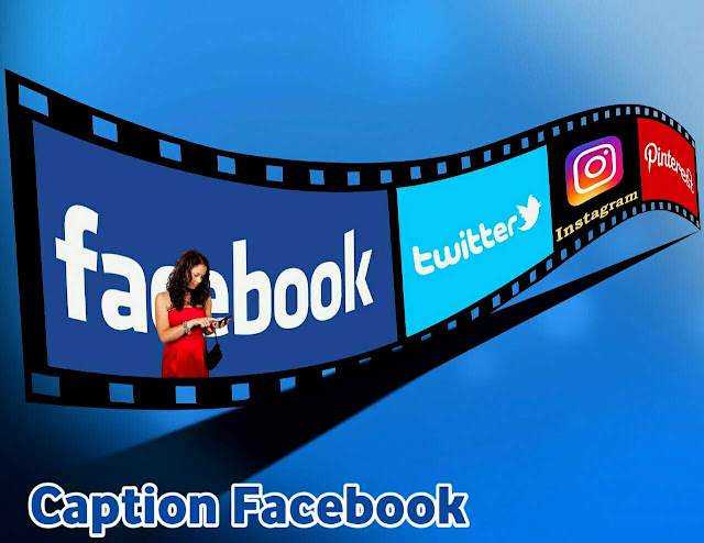 caption facebook keren