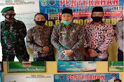 Jelang Idul Adha Kembali Kades Sungai Batu Gantih Salurkan BLT Tahap 3.