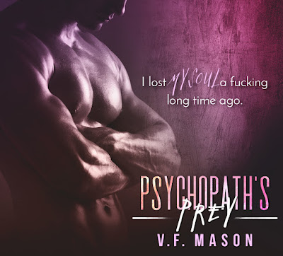 T's Stuff: Psychopath's Prey by VF Mason