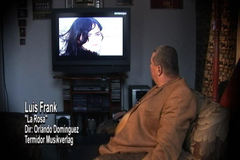 Luis Frank Arias Mosquera (Macry) - ¨La Rosa¨ - Videoclip - Dirección: Orlando Domínguez. Portal Del Vídeo Clip Cubano - 02