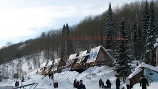 горнолыжный курорт алтая, горнолыжный курорт алтай