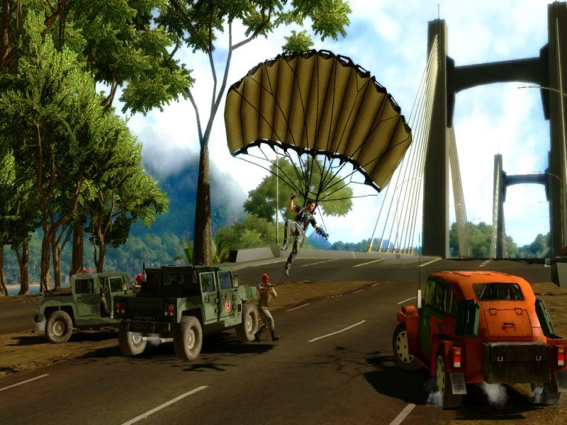 Just Cause 2 Highly Compressed Free Download