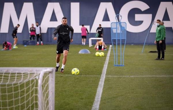 Málaga, Alexander González es inscrito y puede debutar en Copa