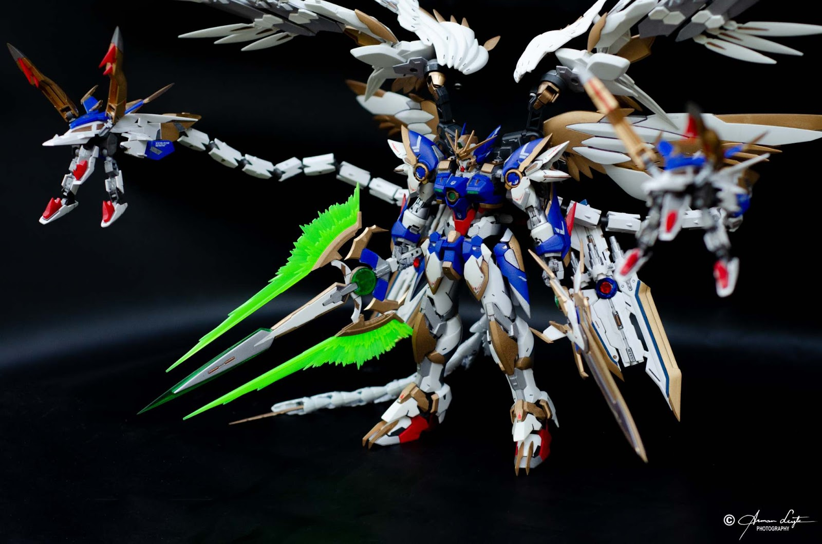 18+ God Gundam Vs Wing Zero Pictures