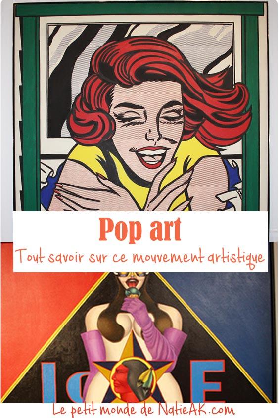 5 choses à savoir sur le Pop Art