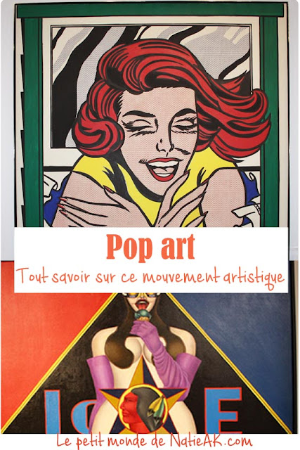 5 choses à savoir sur le Pop Art