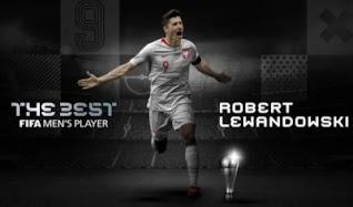Lewandowski The Best año 2020